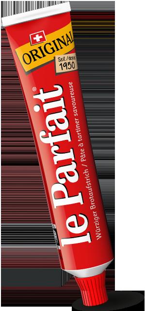 le Parfait Tube Original Foodshot