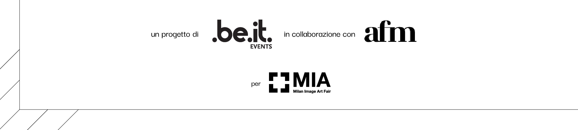 Un progetto di Beit Events, conosce di più in www.beitevents.it