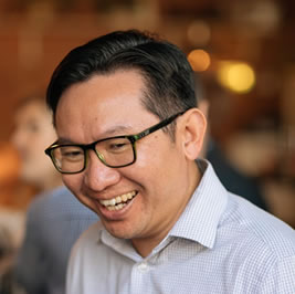 Dr Norman Poh image