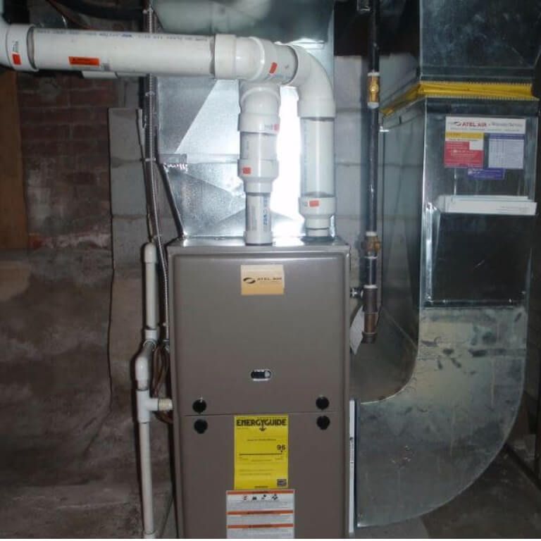 Best Arvada and westminster local company, K&K Home Solutions HVAC near me installation and repair for residential furnace in a house