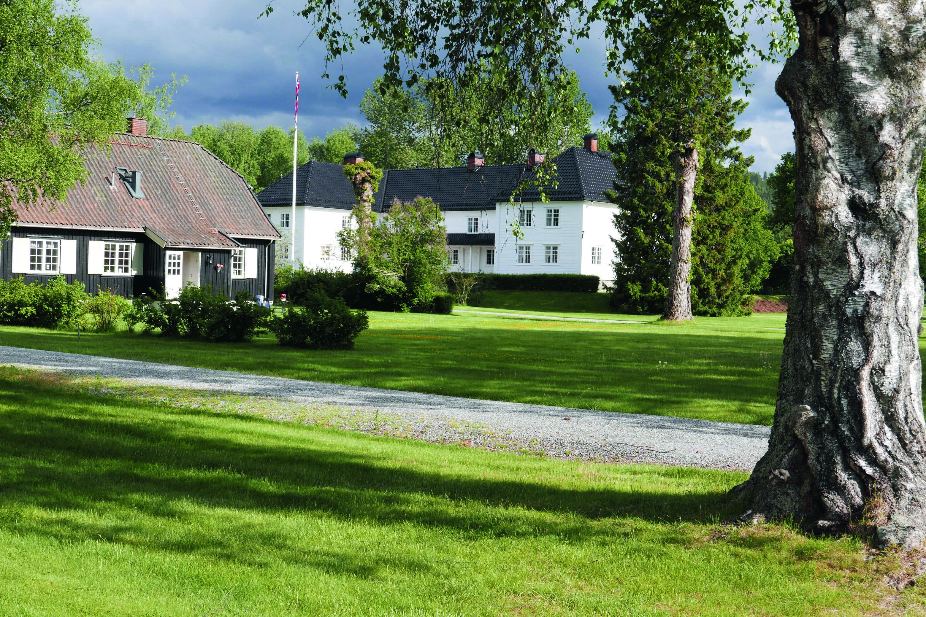 Maarud gård på Disenå.