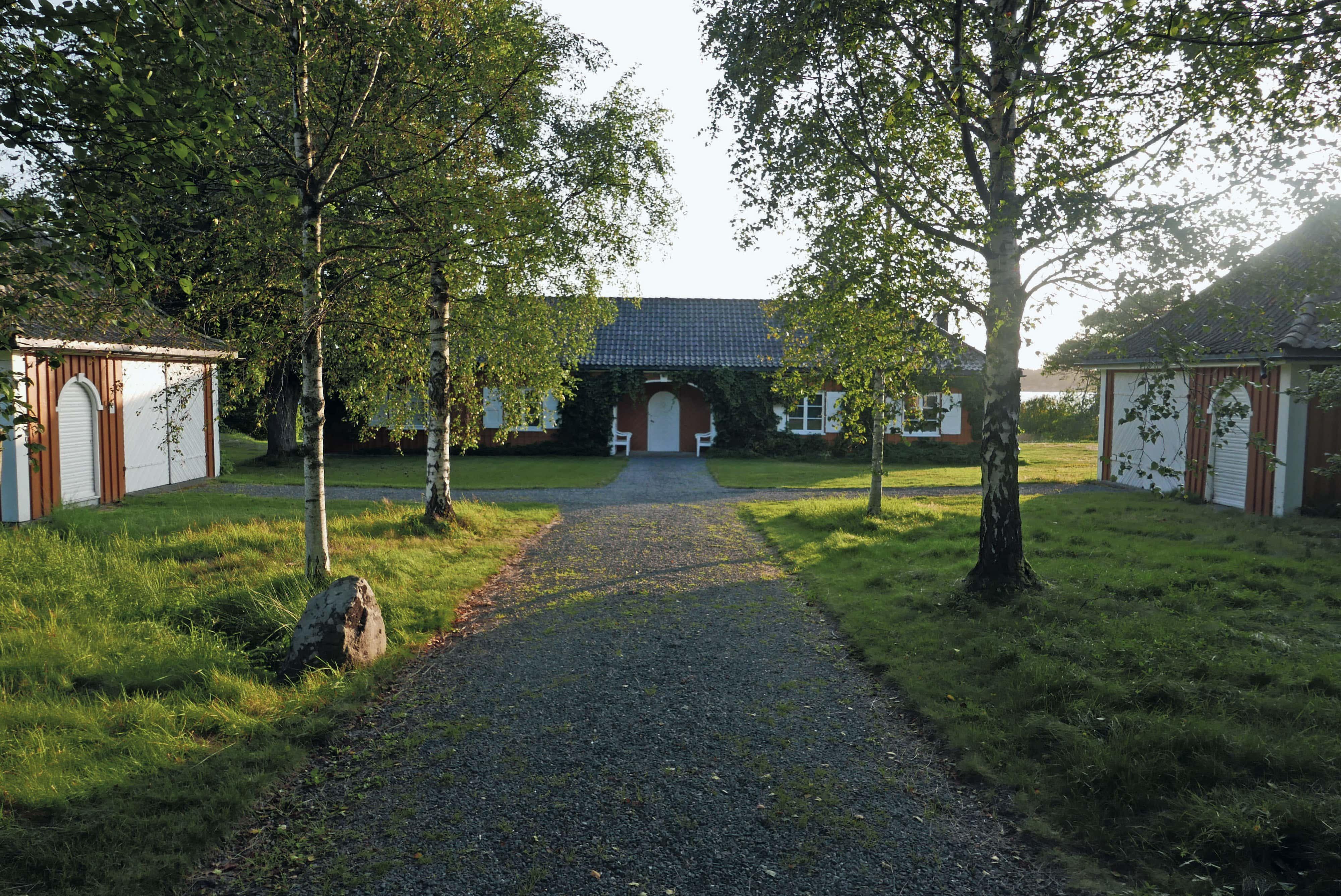Sommersted ved Larkollen.
