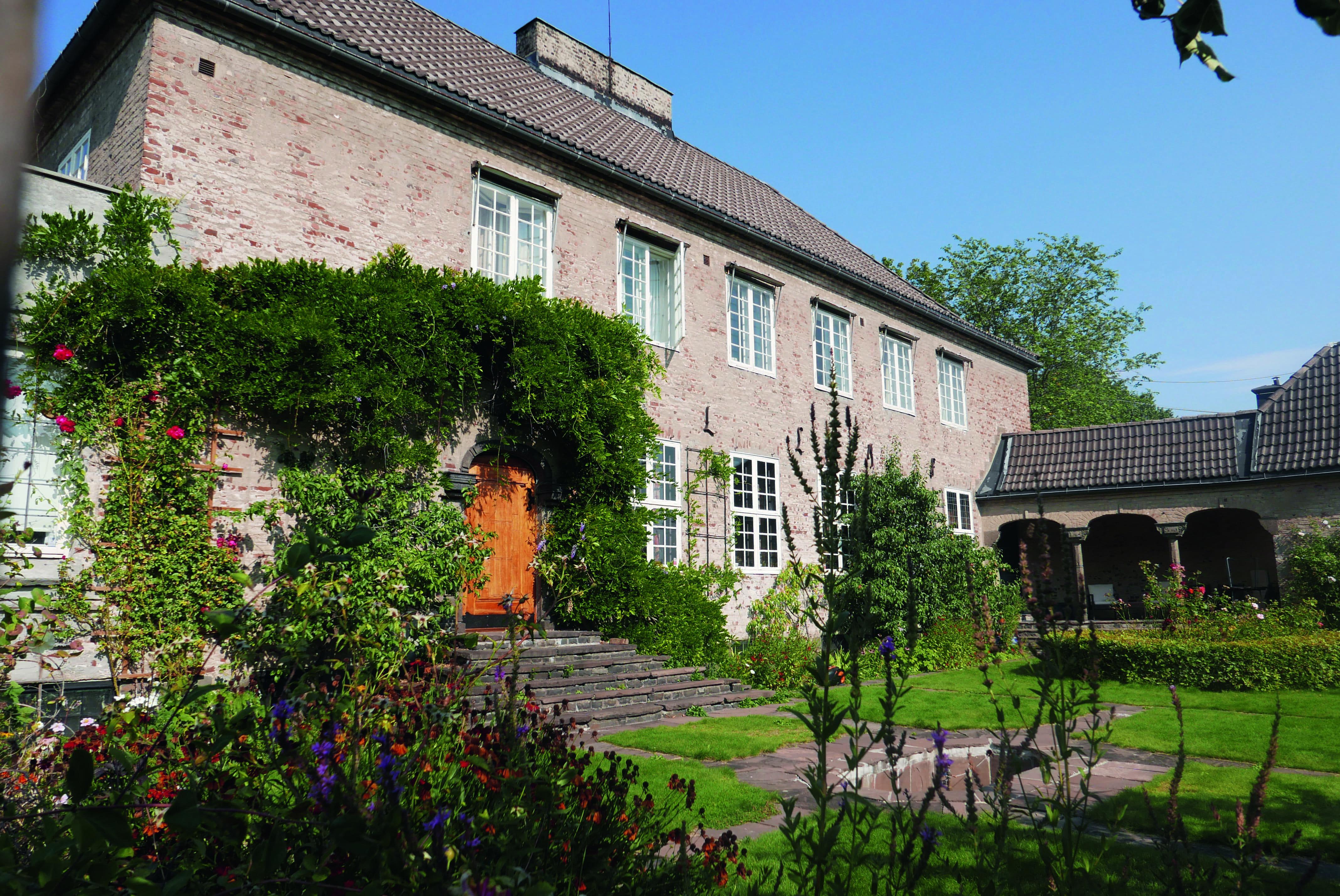 Villa i Sophus Lies gate 5 på Gimle i Kristiania.