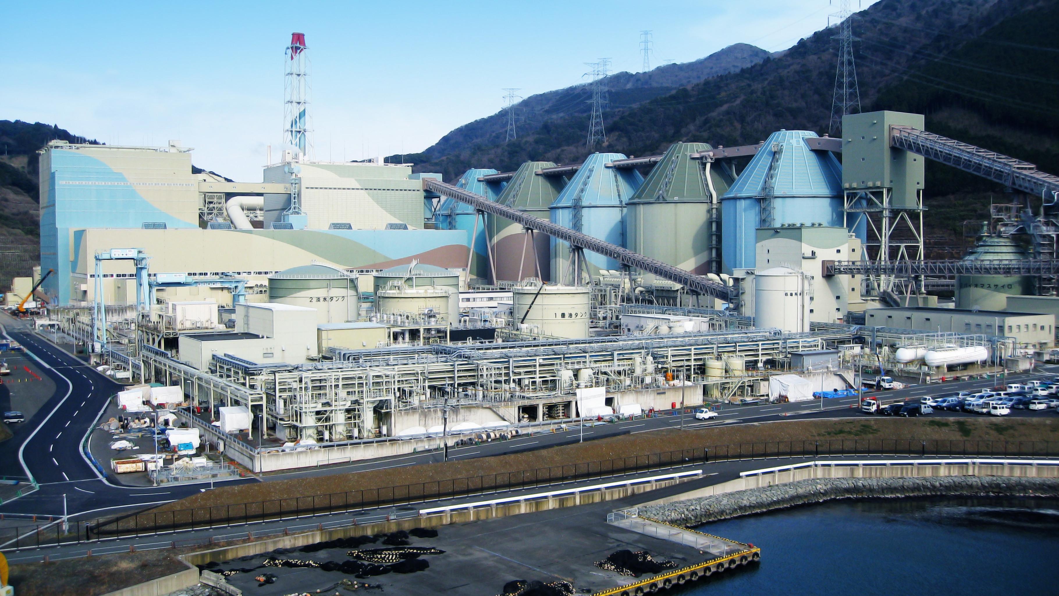 石炭火力発電所の燃料運用最適化