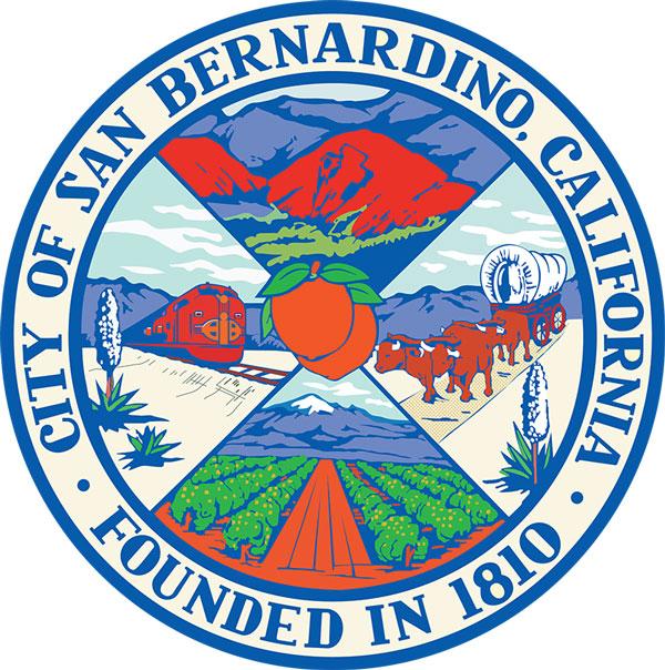 Seal of San Bernardino California