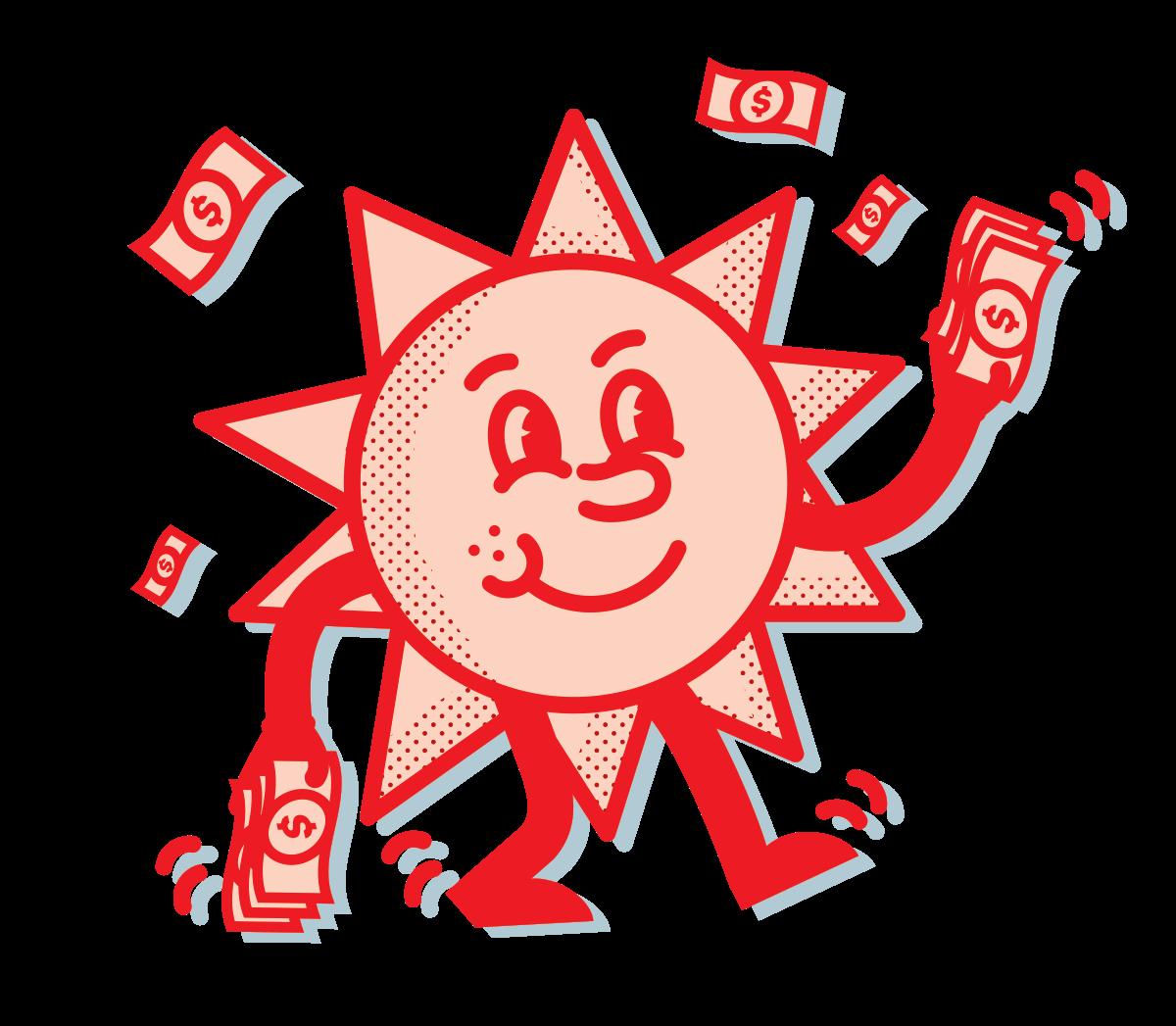solar character