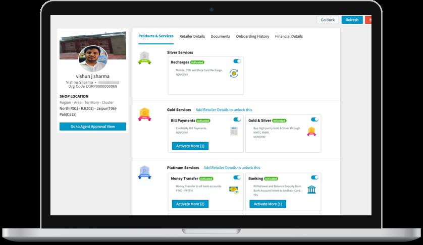 BC Management Portal
