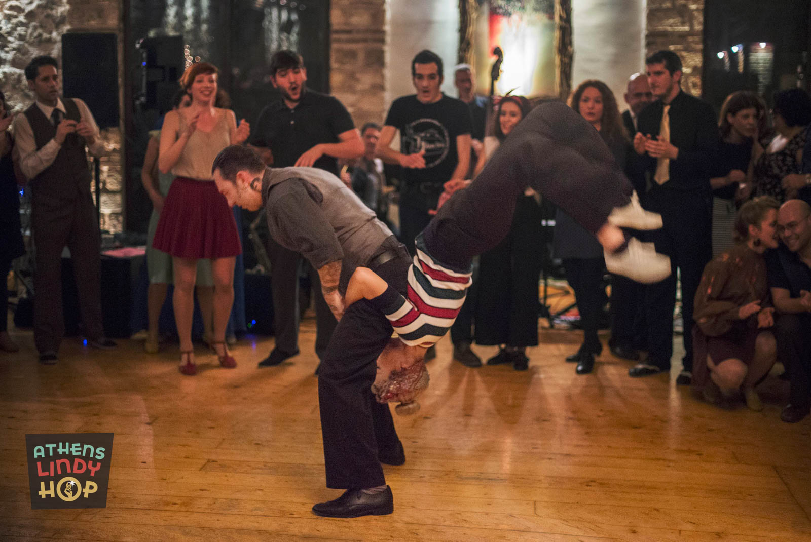 Athens Lindy Hop Gallery Photo