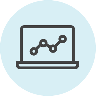 Real-Time Dashboard Analytics icon
