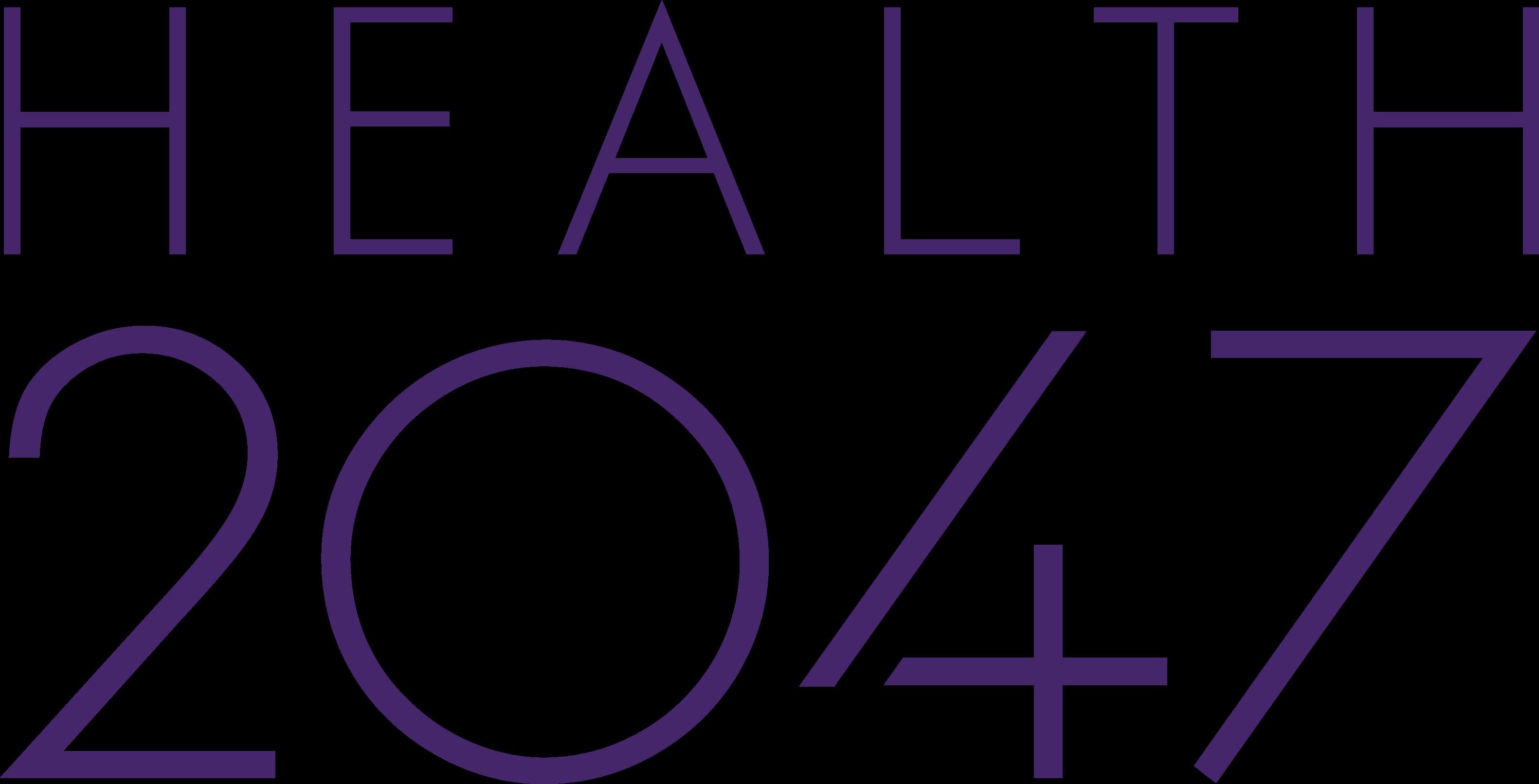 Health2047 logo