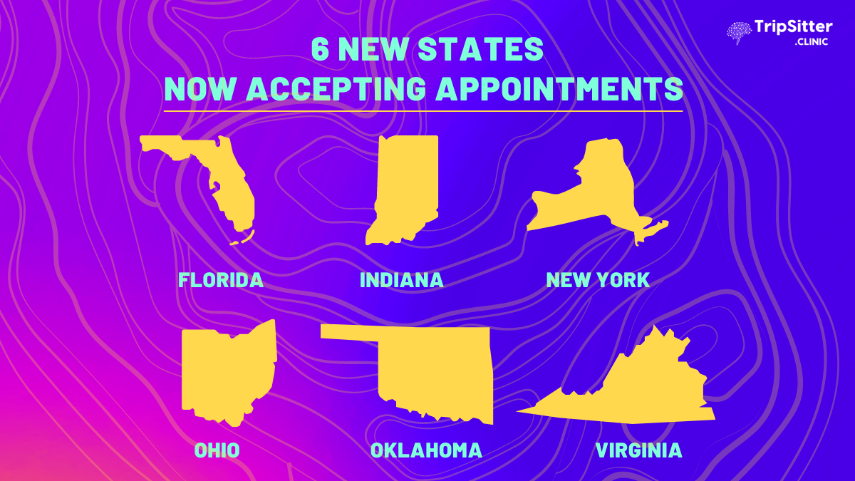 Announcing Six New State Launches!