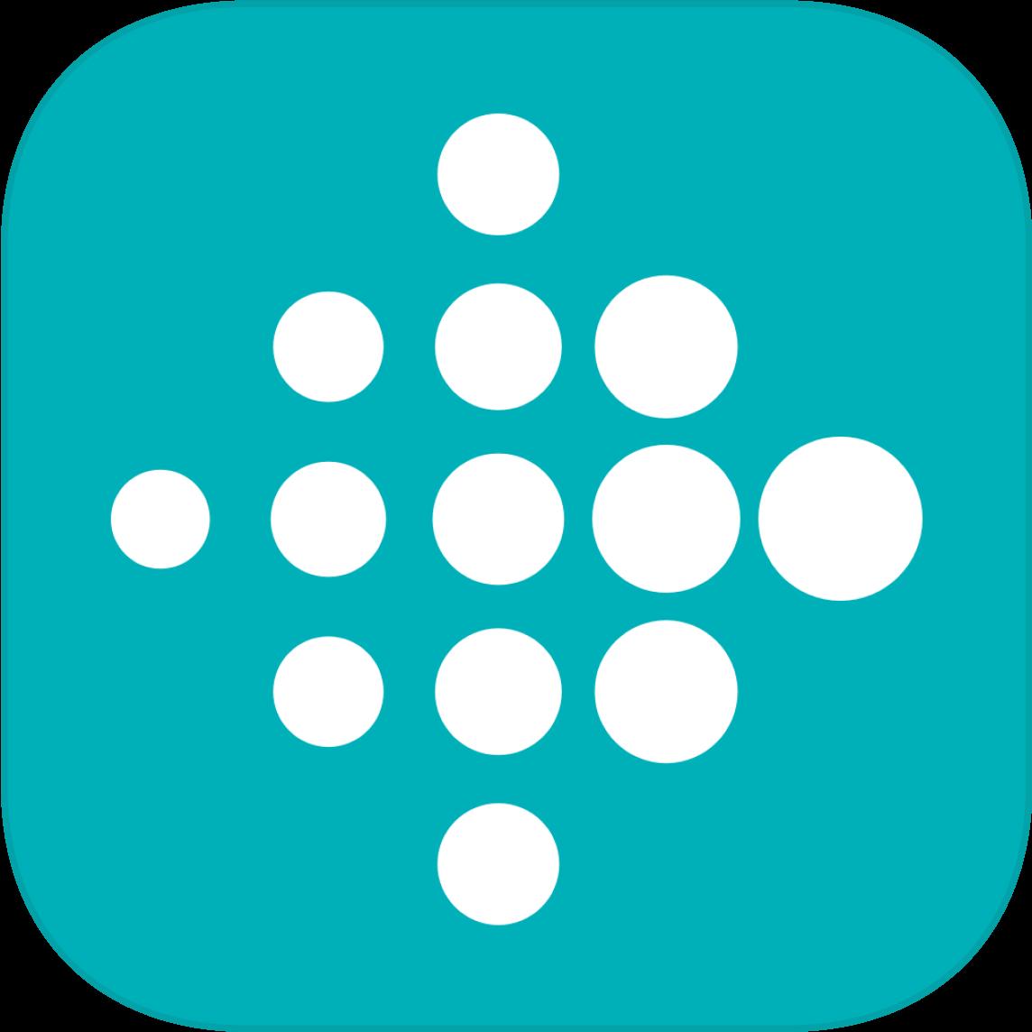 logo de l'app fitbit
