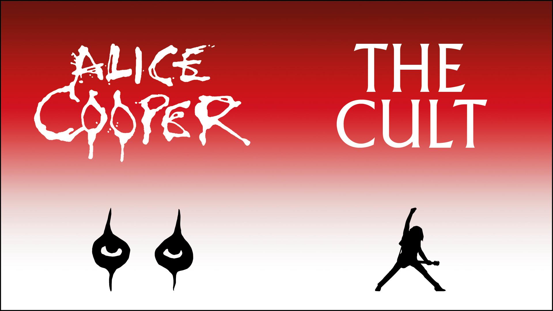 Alice Cooper + The Cult