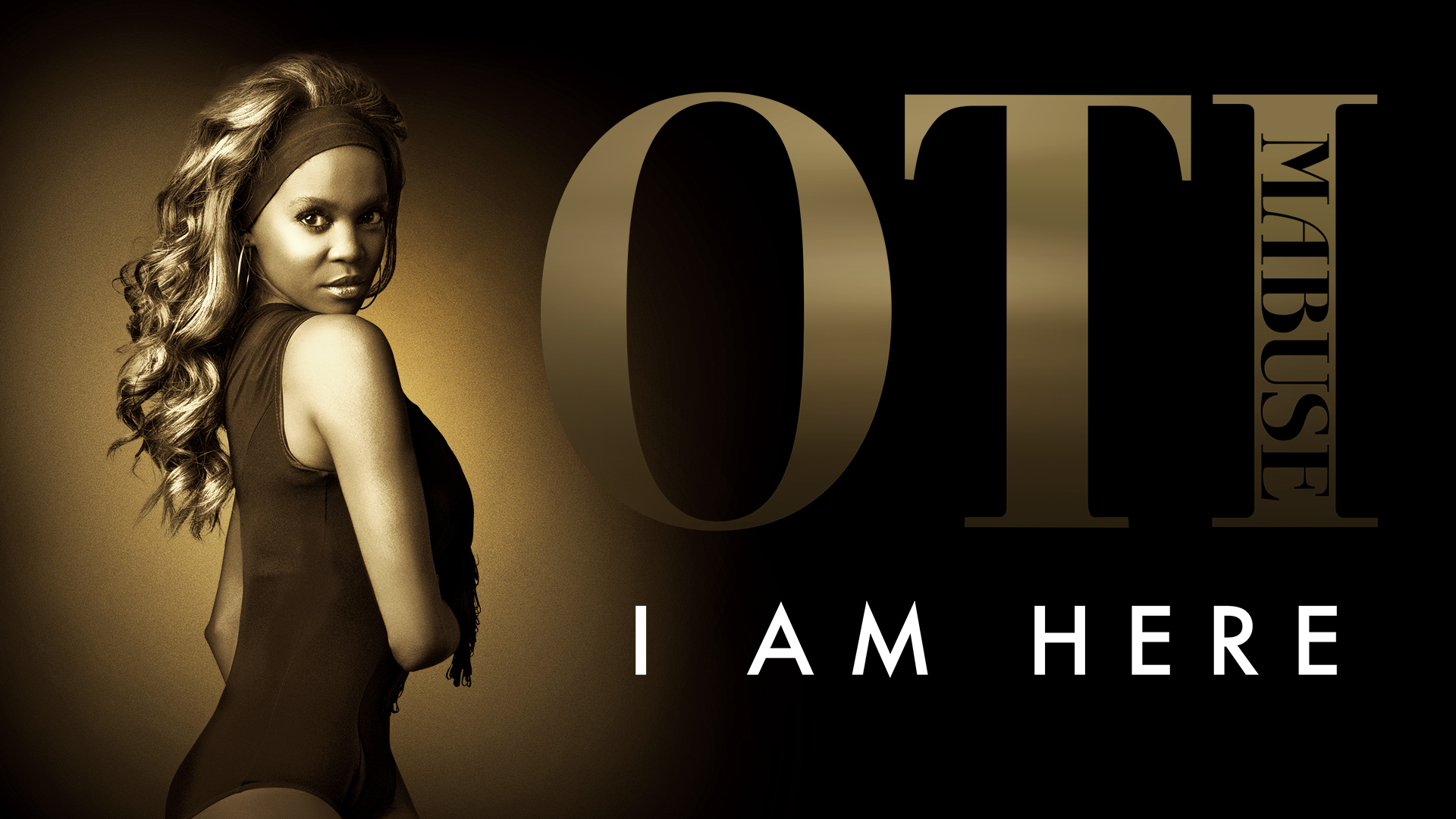 Oti Mabuse - I Am Here