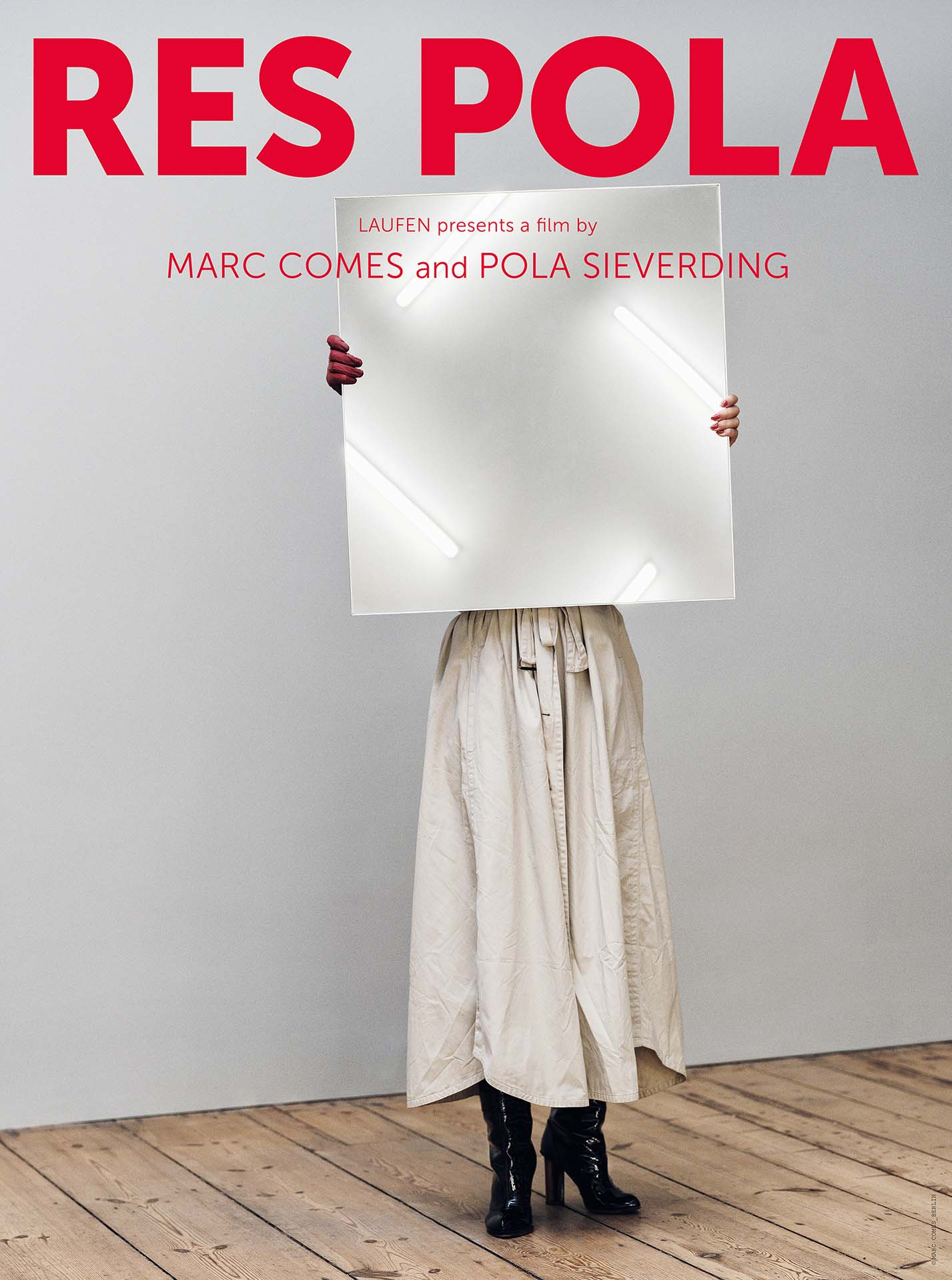 Filmplakat RESPOLA: A film by Marc Comes and Pola Sieverding
