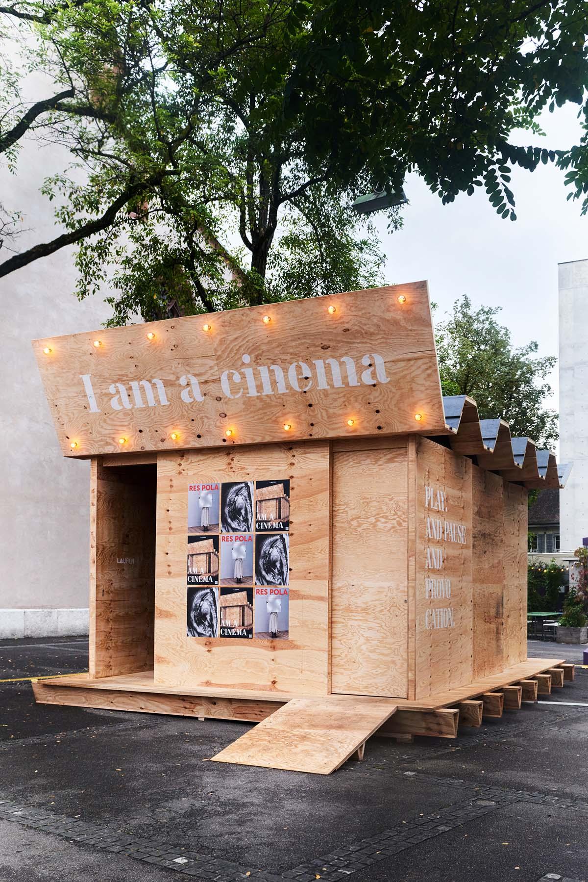 I am a cinema Filmbox
