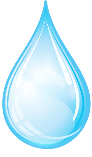 Pressure Washing Drip Icon