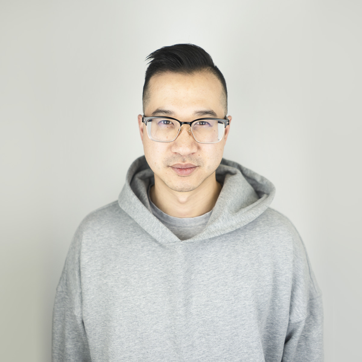 Portrait of Eric Cheng - CEO of 12 Creative.