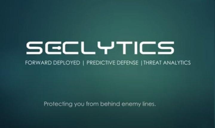 SECLYTICS - Forward Deployed   Predictive Defense   Threat Analytics