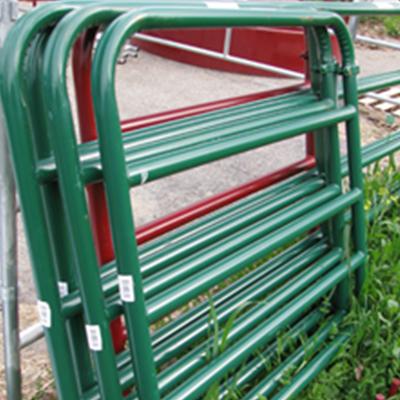 green animal fence