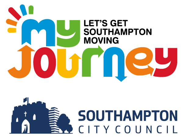 My Journey log and Southampton city council logo
