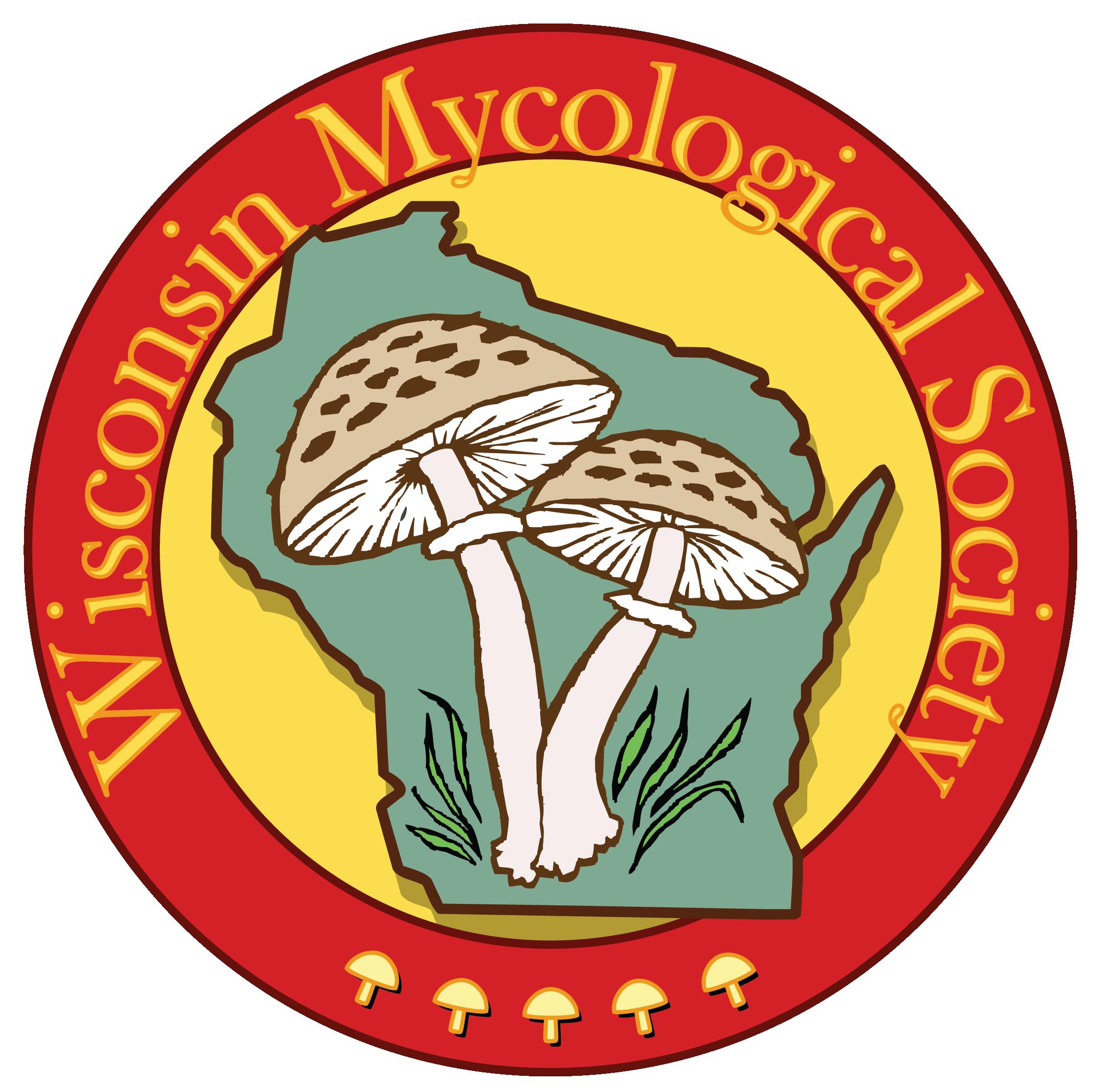 wisconsin mycological society logo