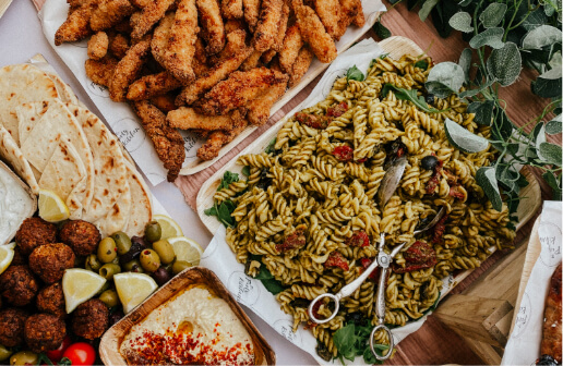 party platters image