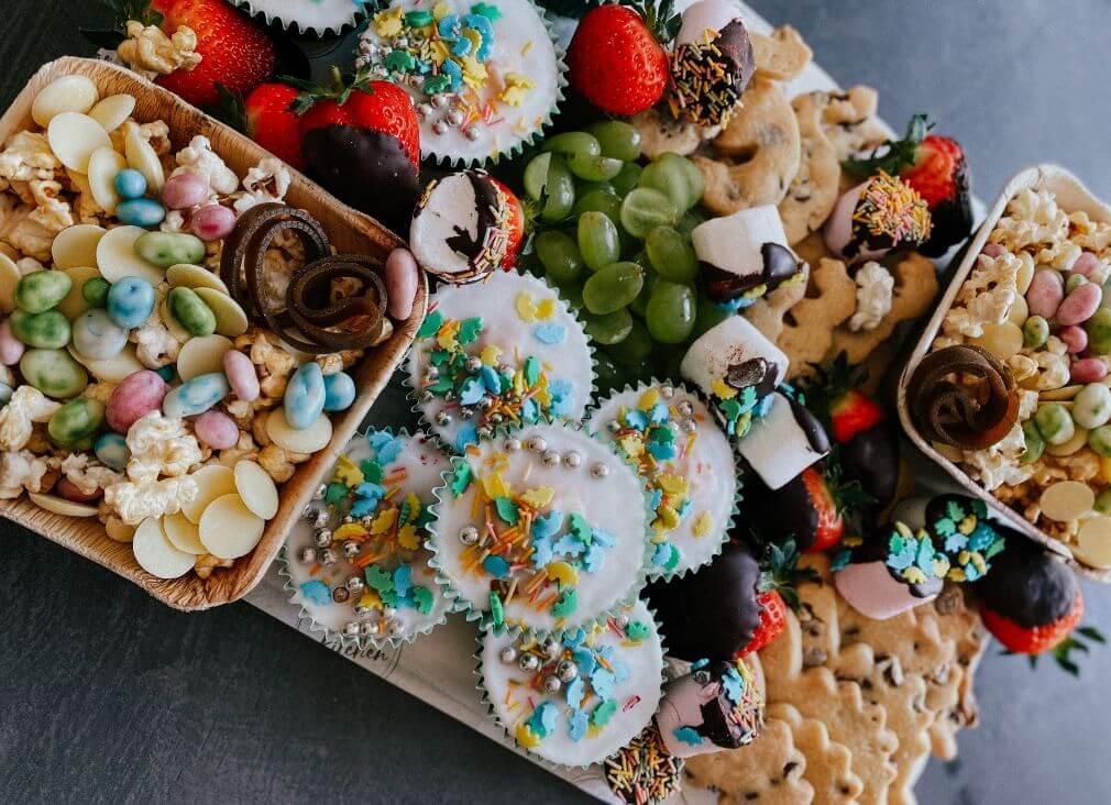 Kids party platter