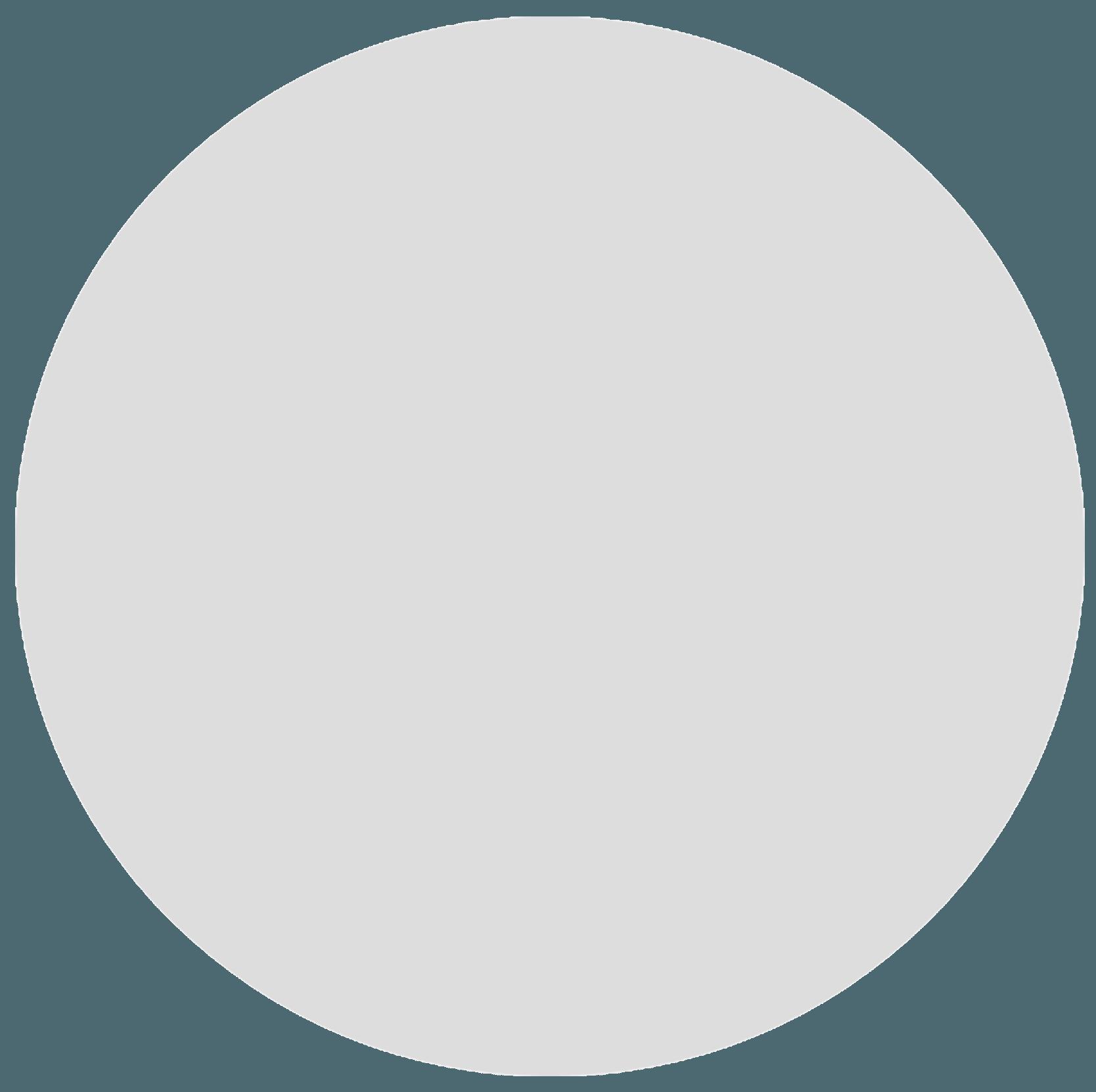 Small grey circle