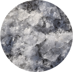 Mineralization: Using certain rocks and minerals to react with CO2 and form carbonates.
