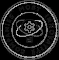 most innovative badge