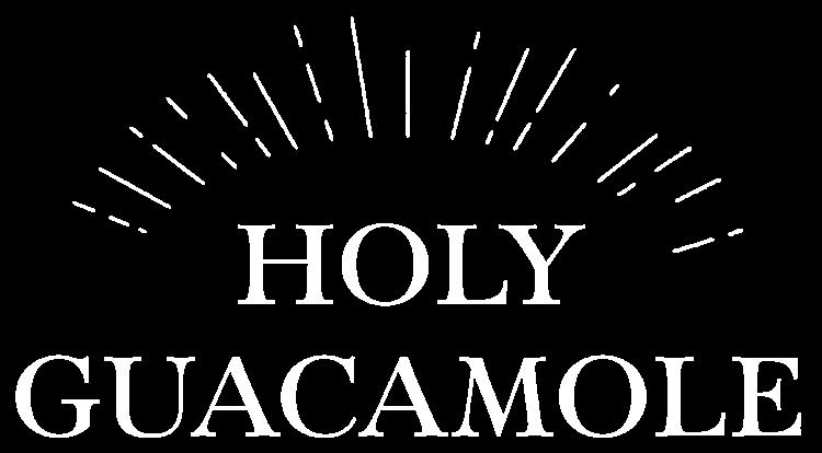 Holy Guacamole Logo