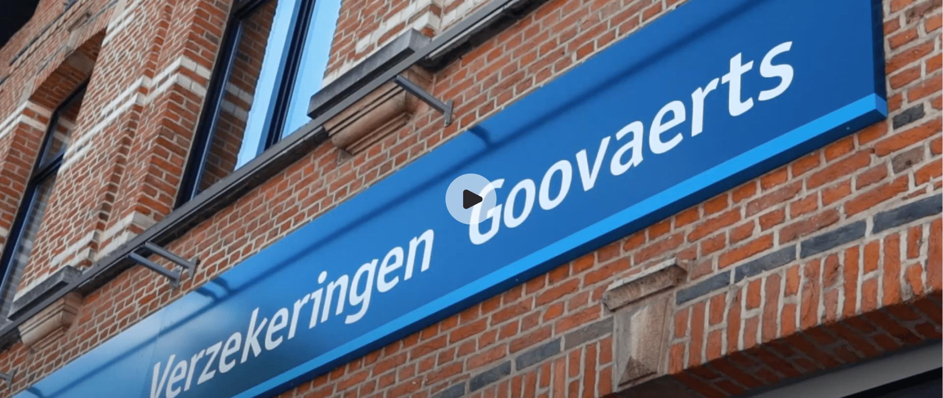 KBC verzekeringen Goovaerts