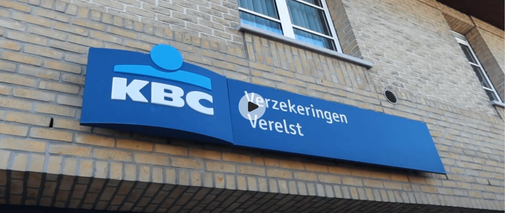 KBC verzekeringen Verelst