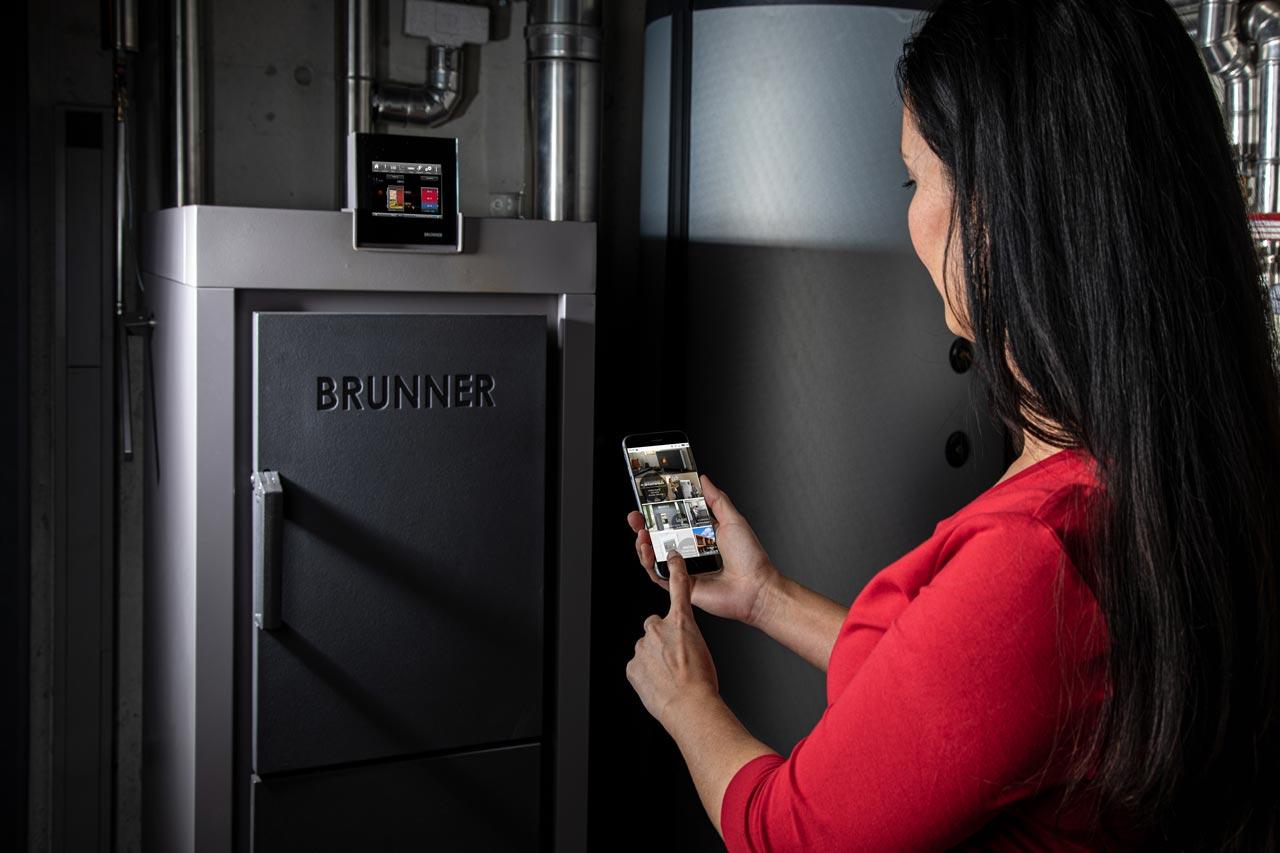 Brunner BSV 20 und 30 mit App