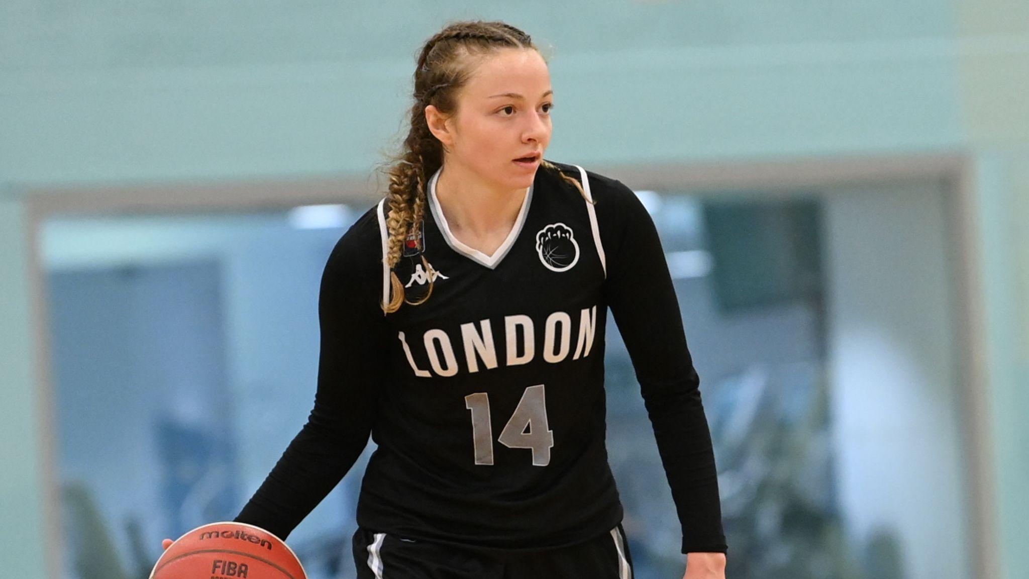 London Lions Women's Team keep building ahead of EuroCup Qualifier