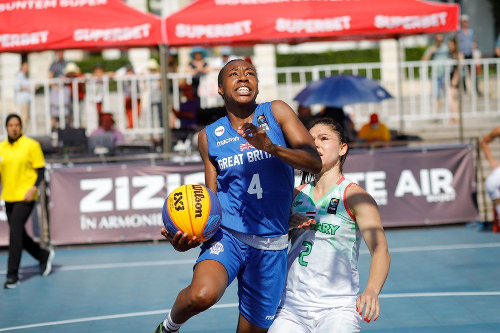 Shanice Beckford-Norton has hopes set on Commonwealth Games