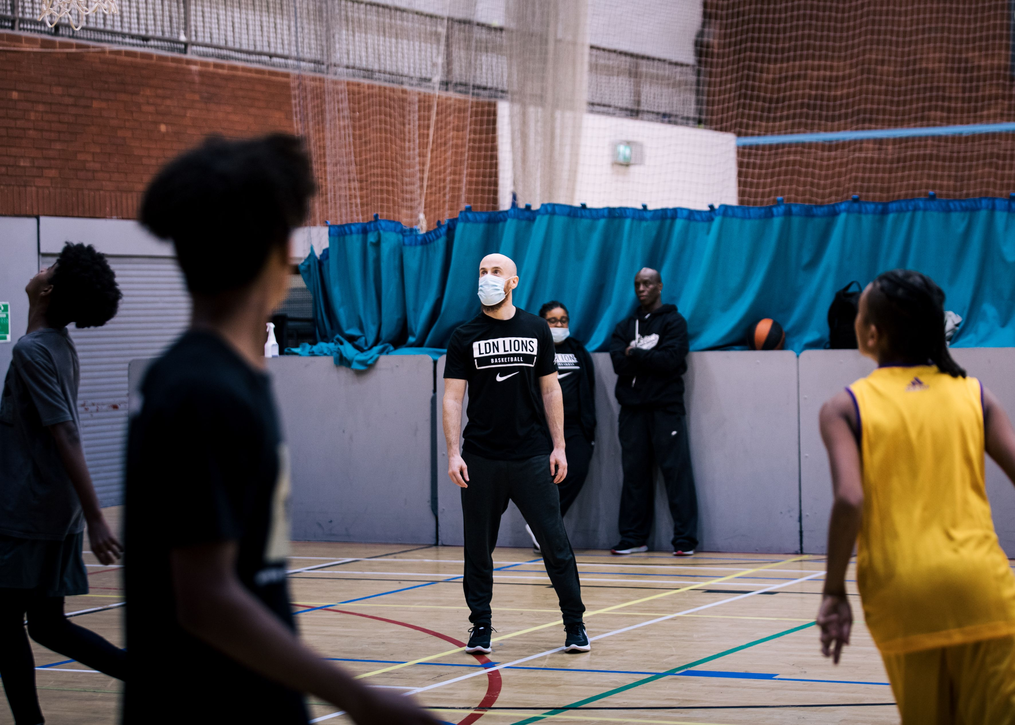 London Lions In The Community - Casual Coach Recruitment