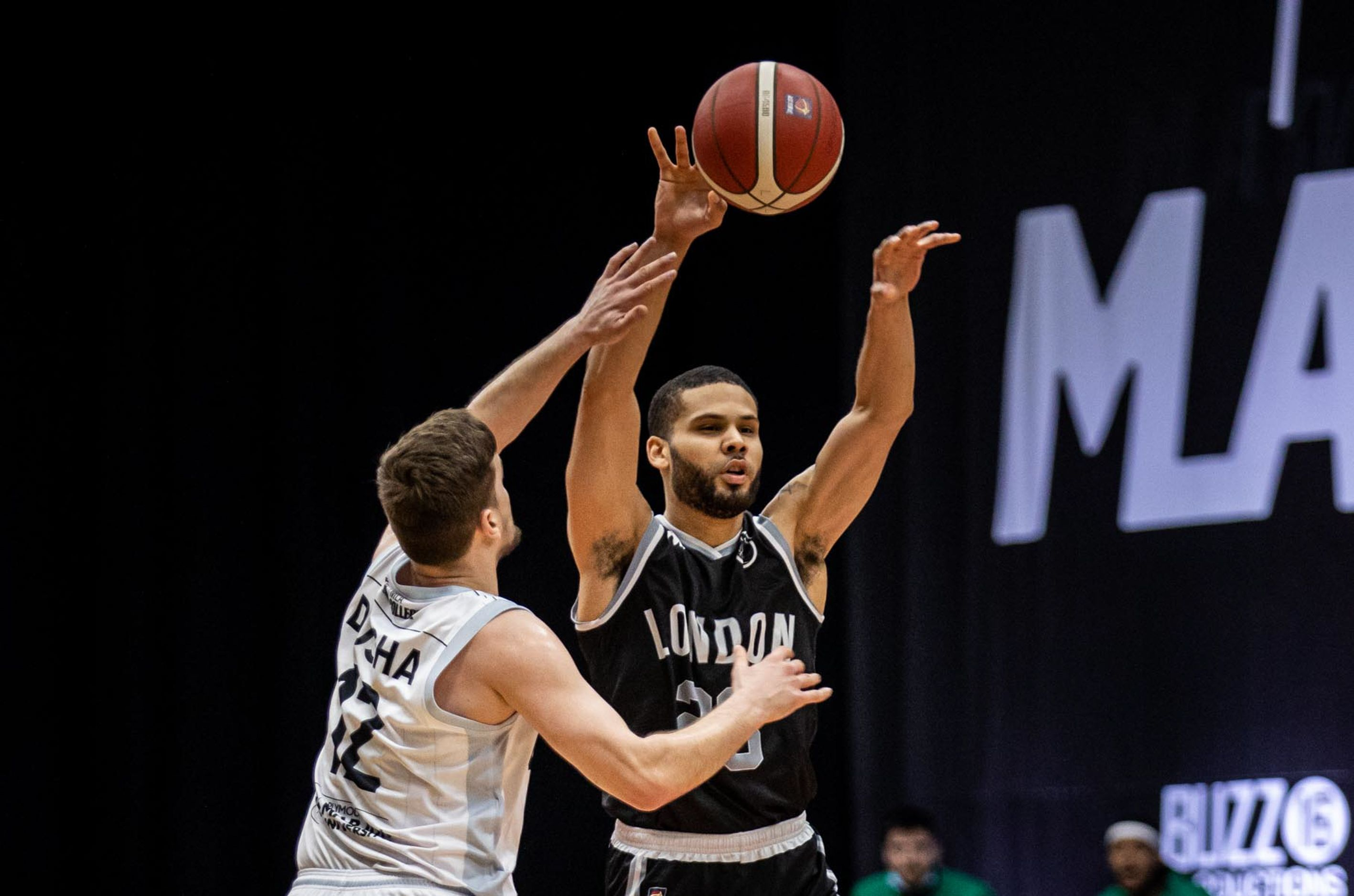 Jordan Spencer confirmed to remain with the London Lions for another season