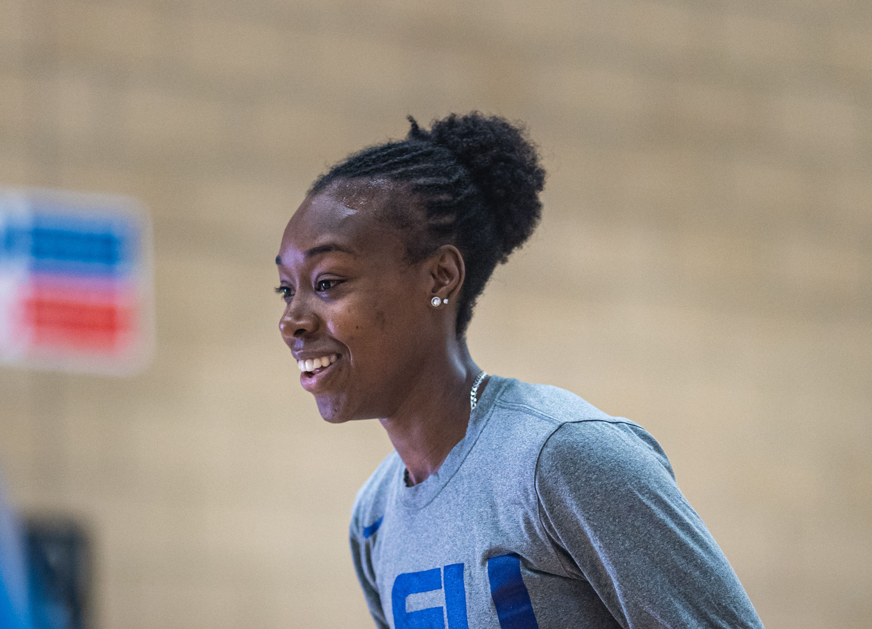 Shanice Beckford-Norton excited for EuroCup campaign