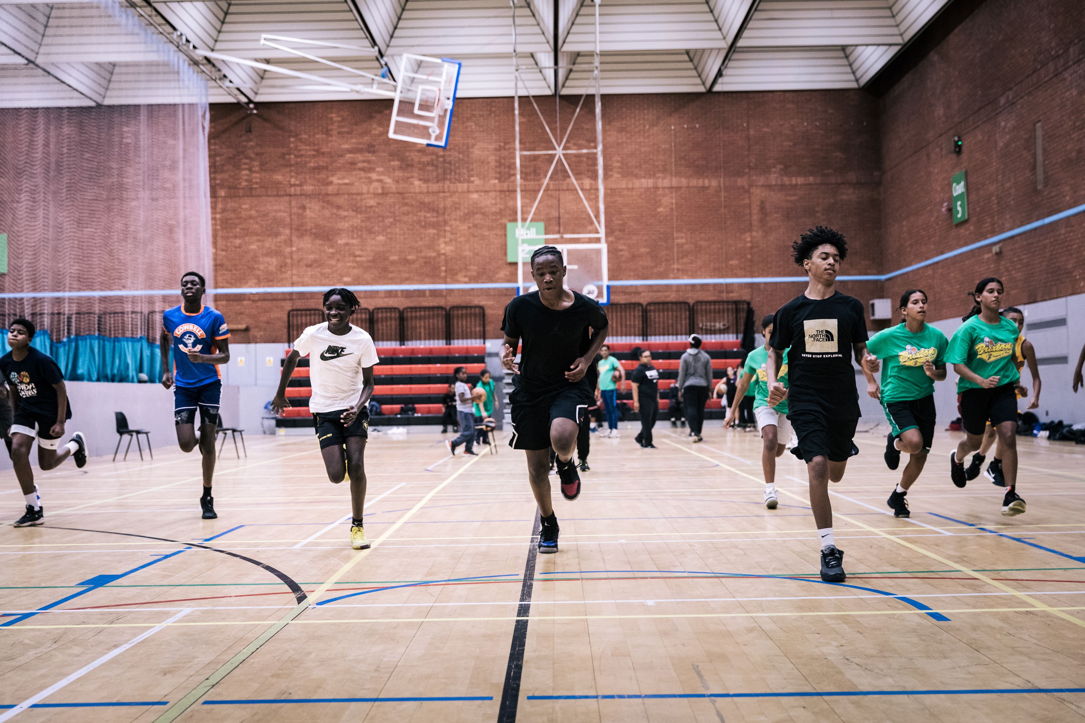 London Lions Basketball Summer Camps