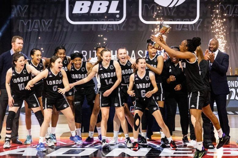 The Voice Online: Meet the championship-winning basketball team fighting for equality in women's sport