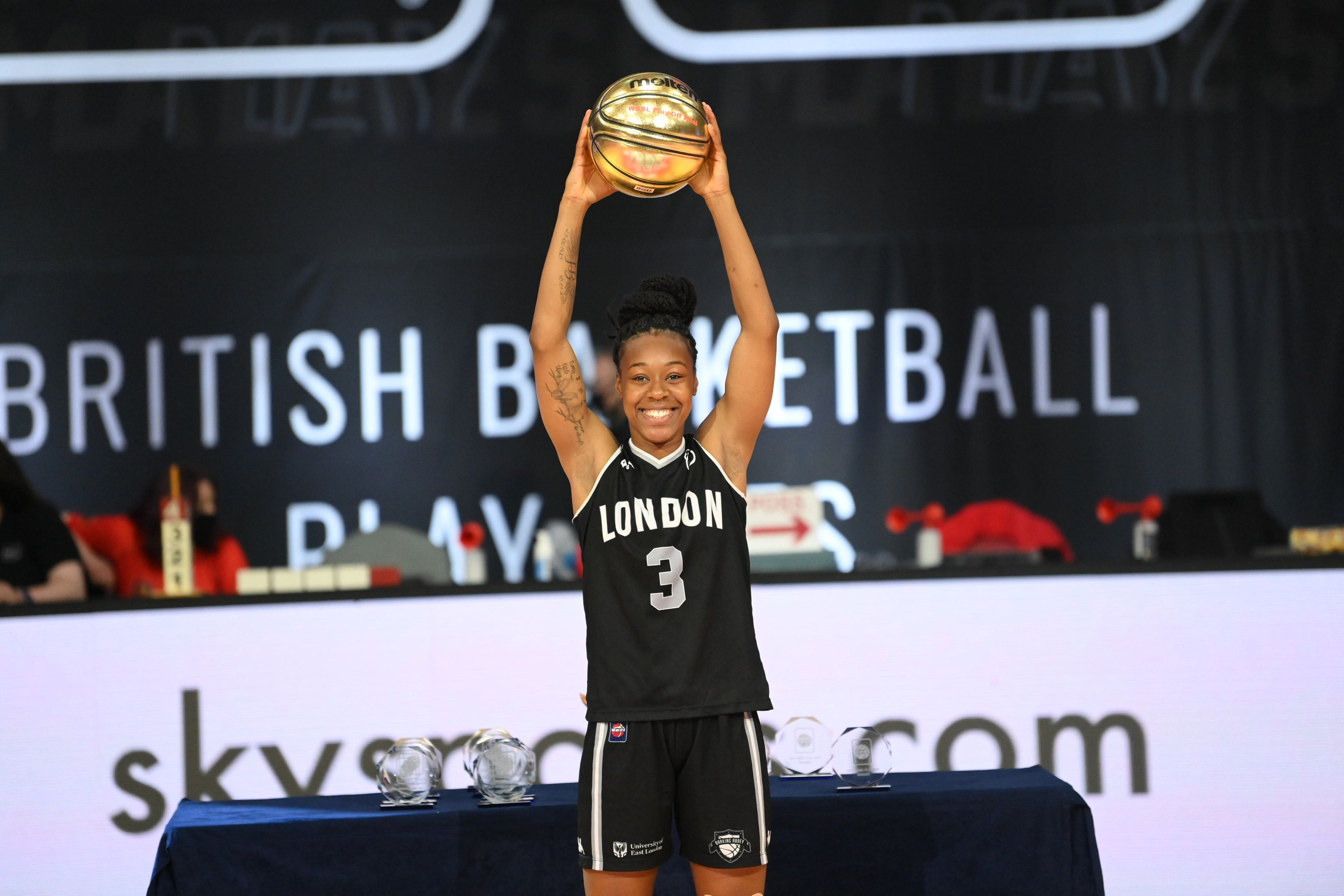 Beckford-Norton on picking up WBBL Play Off Final MVP