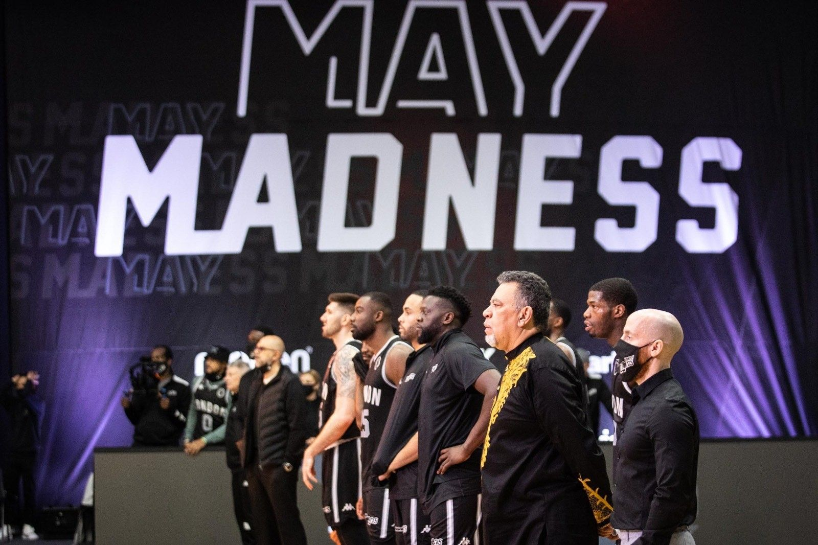 London Lions Runners Up in BBL Play Off Final