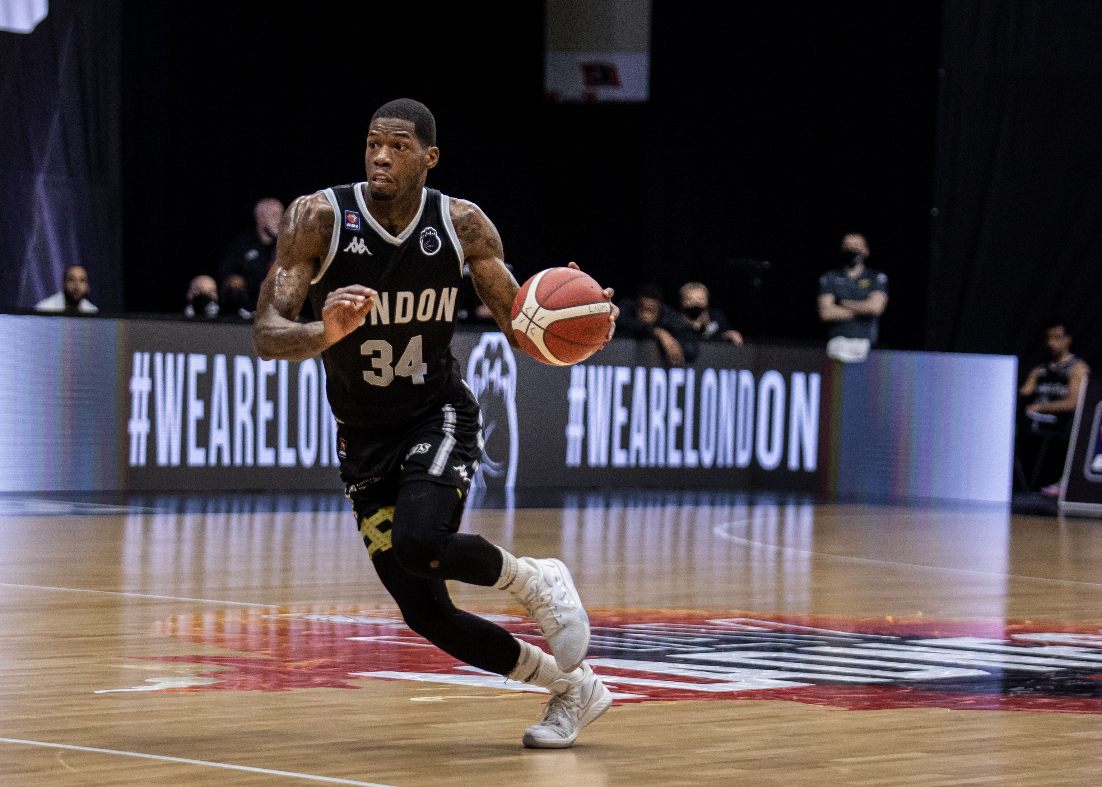 4 London Lions players named to the Team of the Year