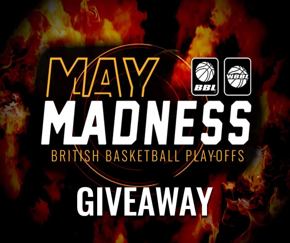 May Madness Competition T&C's