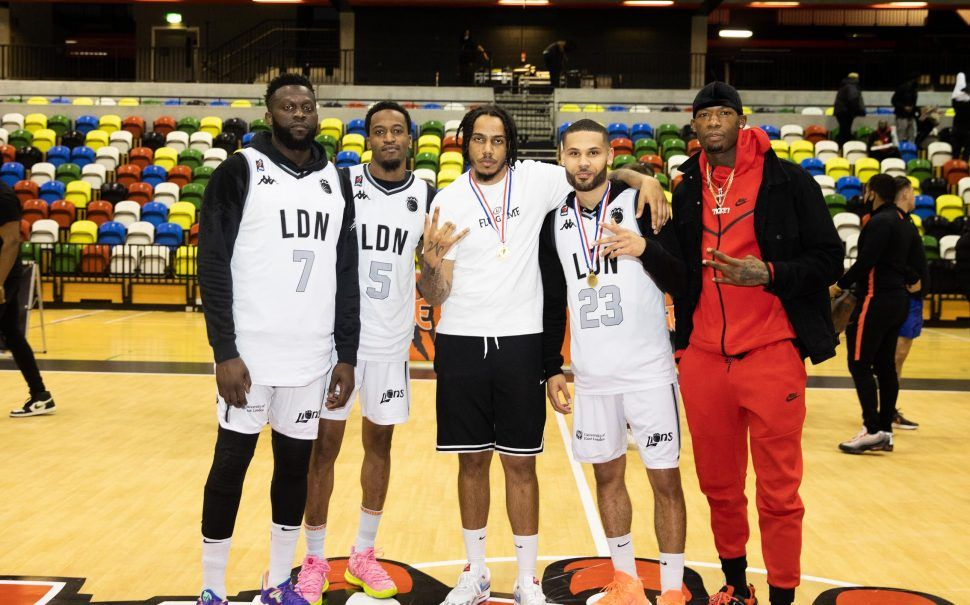 London Lions team up with AJ Tracey to launch Flu Game