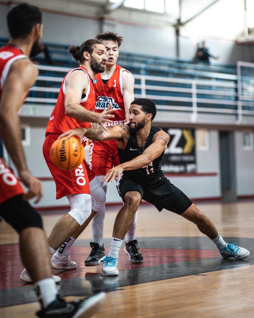 Lions vs CSM Oradea (BCL Pre-Season)