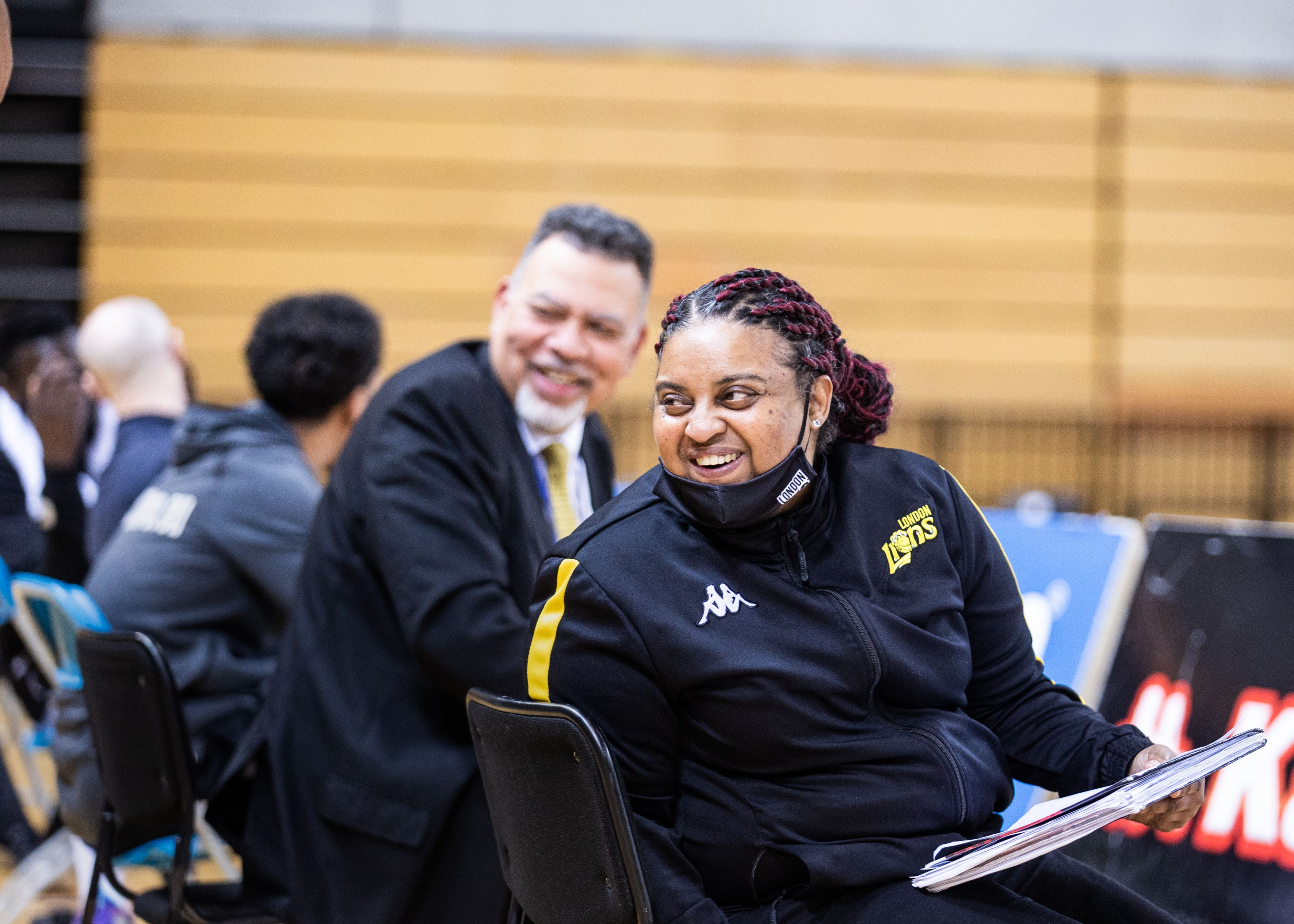 London Lions announce the passing of Coach Andrea