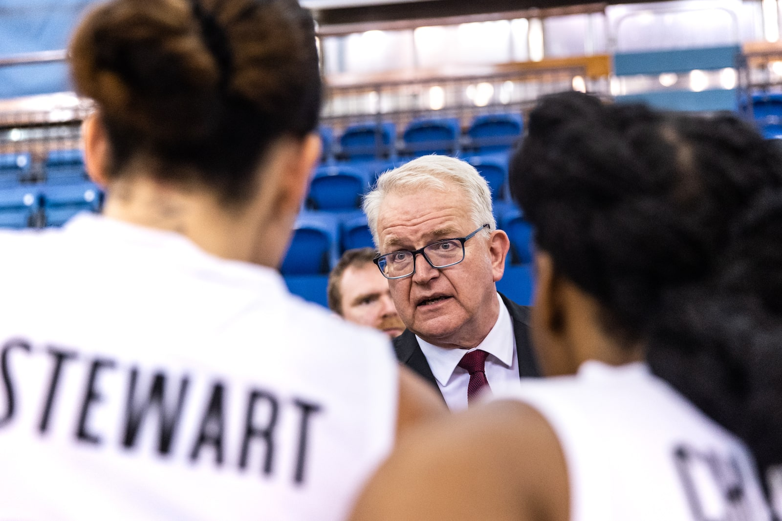 Clark hoping for European success with women's team